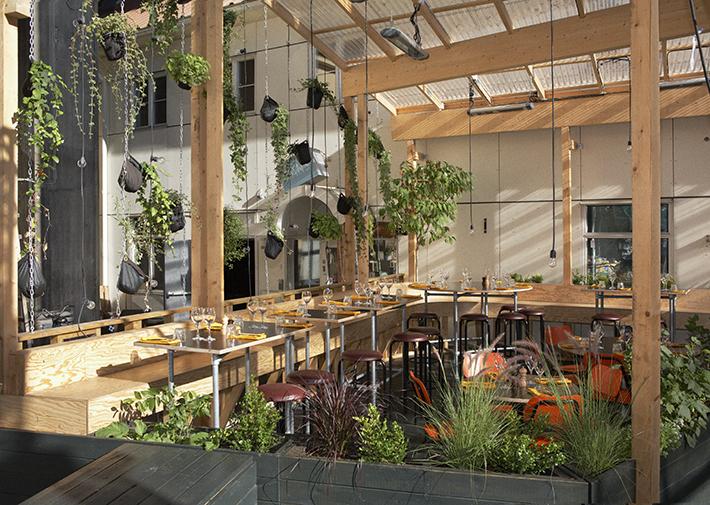 Restaurang Växthuset